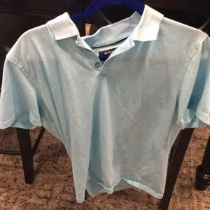 Two Men's Dress shirts, size Large